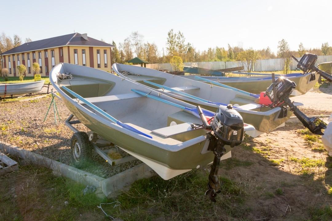 Прокат лодок Эдвенчер