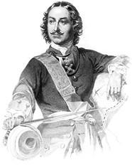 Русский купеческий город Новая Ладога основан Петром Великим в 1704 году.