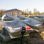 Прокат лодок и катеров